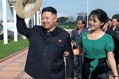 Vợ Kim Jong-un vừa sinh con trai?