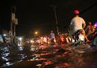 Áp thấp kết hợp triều cường, Sài Gòn có thể ngập nặng