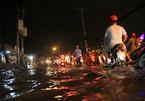 Siêu máy bơm giải cứu rốn ngập Sài Gòn trong trận mưa lớn - ảnh 15