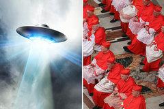 Vatican chuẩn bị họp báo tiết lộ về người ngoài hành tinh?