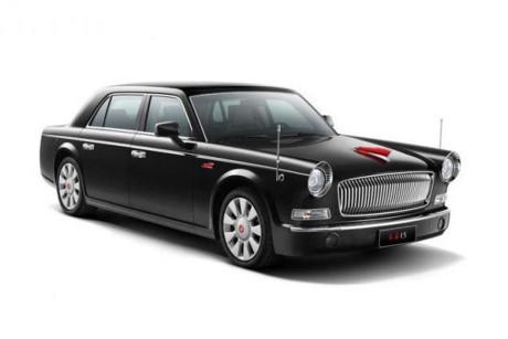 'Rolls-Royce Tàu' - Hongqi L5 thét giá 13 tỷ đồng