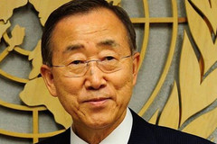 Tổng thư kí LHQ được vinh danh Nhà Lãnh đạo vì Hoà bình, An ninh và Phát triển