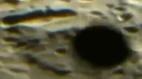 UFO khổng lồ xuất hiện trên Mặt trăng trong video trực tiếp?