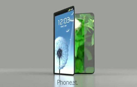 Samsung sẽ ra mắt smartphone gập trong năm 2017?
