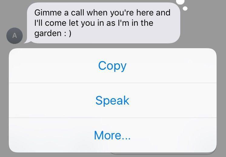 8 tuyệt chiêu giúp bạn nhắn tin siêu tốc trên iPhone