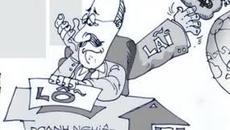 Tiền thuế rơi rụng sau những cái bắt tay ngầm