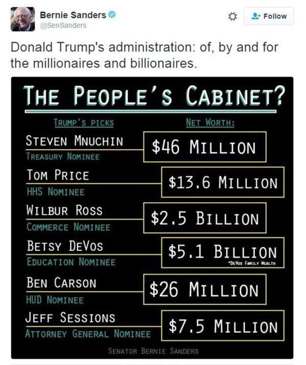 Chân dung triệu phú được Trump chọn làm bộ trưởng tài chính