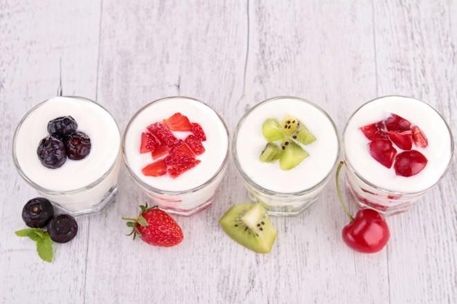 sữa chua, cách làm, món ngon, ẩm thực