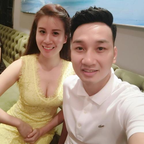 Bạn gái hotgirl cực nóng bỏng của MC Thành Trung