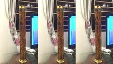 Củ tam thất cổ dài 1 mét: Ngàn USD không bán, để ngắm chơi