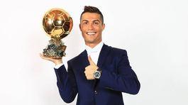 Ronaldo giành Quả bóng Vàng: Quan trọng là biết diễn!