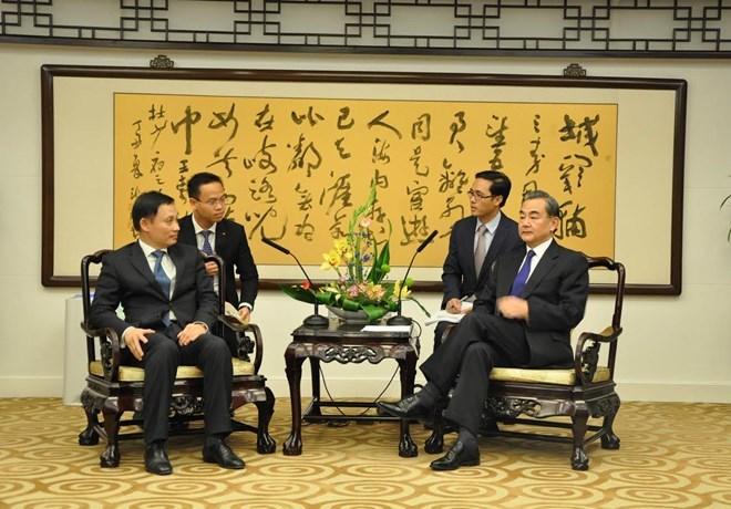 Việt-Trung đàm phán cấp chính phủ về biên giới lãnh thổ