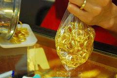Giá vàng hôm nay 14/12: Tăng giảm bất thường, mua bán vắng lặng