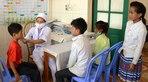 25 học sinh mắc quai bị, trường tiểu học thành ổ dịch