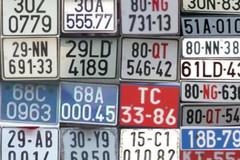 Tìm hiểu về các loại biển số xe tại Việt Nam