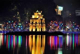 Những điểm chụp ảnh Giáng sinh cực chất ở Hà Nội