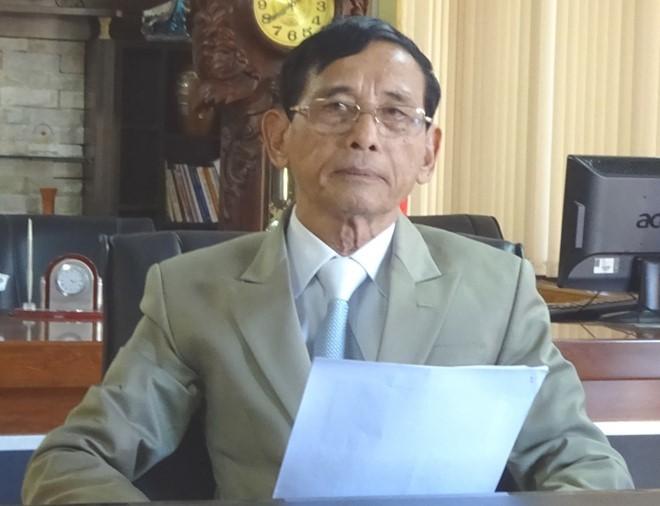Đại gia 79 tuổi Lê Ân 'khóc ròng' vì thắng kiện UBND tỉnh