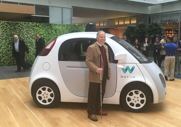Google lập công ty mới phát triển ôtô tự hành
