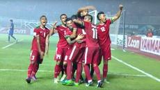 Video bàn thắng Indonesia 2-1 Thái Lan