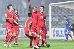 Indonesia ngược dòng đánh bại Thái Lan