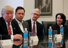 Trump 'hàn gắn' lòng tin với các sếp công nghệ