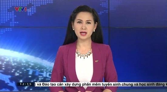Sau BTV Vân Anh, Thúy Hằng sắp rời bản tin Thời sự 19h VTV