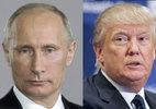 Putin và Trump 'quyền lực nhất, nhì thế giới'