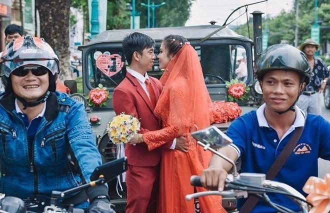 Những đám cưới Việt độc đáo nhất năm 2016