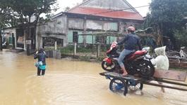 15 hồ thủy điện cùng nhau xả lũ, dân chạy lụt suốt đêm