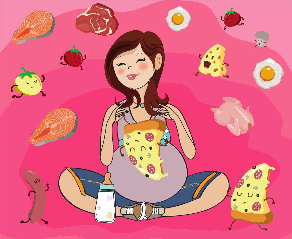 thực phẩm bà bầu nên tránh, Pho mát mềm, bánh thô, các loại thủy, hải sản sống, thực phẩm mẹ bầu cần tránh