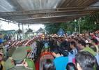 Thăng quân hàm cho 3 công an hy sinh ở Đắk Lắk