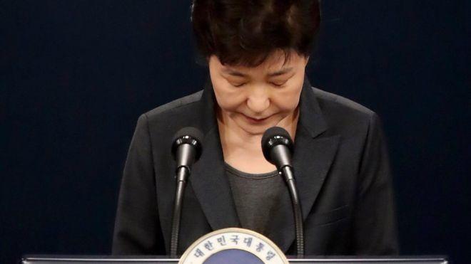 Hàn Quốc nỗ lực bình ổn sau 'địa chấn chính trị'