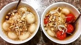 Coóng phù - món ăn nóng hổi ngày đông lạnh của người xứ Lạng