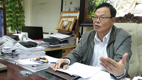 Phạm Trọng Đạt, Huỳnh Phong Tranh, tham nhũng, thanh tra chính phủ, nguyễn minh mẫn