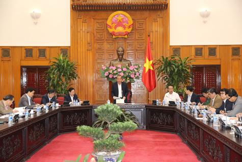 lợi ích nhóm, cải cách thủ tục hành chính, bổ nhiệm cán bộ, Phó Thủ tướng Trương Hòa Bình