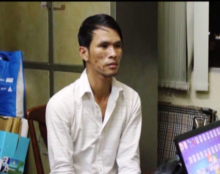 nghi can, hành hạ trẻ em, khởi tố, tạm giam, An Giang, Campuchia