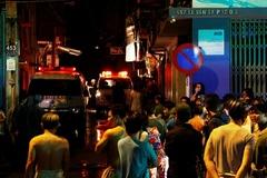 Bất lực chứng kiến 6 người chết trong vụ cháy ở Sài Gòn