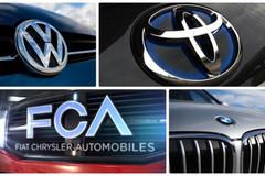 Điểm danh những tập đoàn xe hơi khổng lồ nhất thế giới