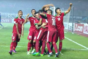 Link xem trực tiếp Thái Lan vs Indonesia 19h00 ngày 17/12