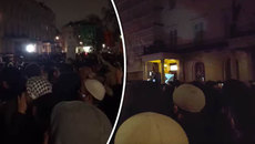 Người Hồi giáo biểu tình dữ dội ở London