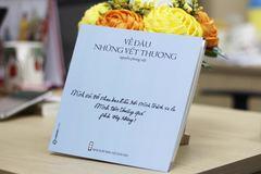 Nguyễn Phong Việt tái ngộ bạn đọc với 'Về đâu những vết thương'