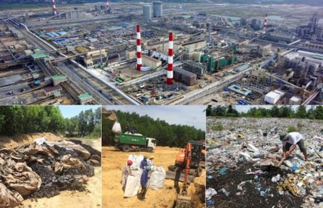 Dự án tỷ USD ám ảnh ô nhiễm môi trường: Giữ đất lành cho chim đậu