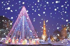Top những cây thông Noel 'khủng' nhất thế giới năm 2016