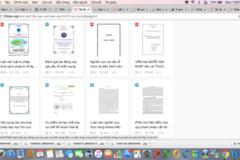 Sinh viên choáng váng khi luận văn của mình được rao bán trên mạng