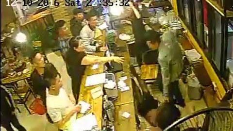 Chủ tịch HN: Xử nghiêm các đối tượng hành hung nữ nhân viên