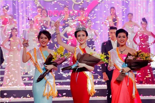 hoa khôi, nhan sắc, tôn vinh, sinh viên, Việt Nam