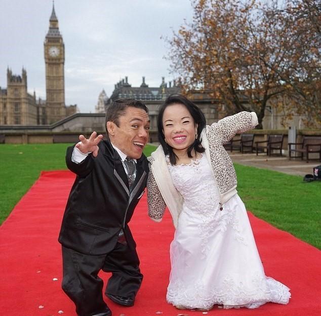 10 đám cưới 'độc nhất vô nhị' trên thế giới năm 2016