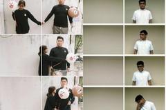 Giới trẻ rộ trào lưu chụp ảnh 'từ xa tới gần'