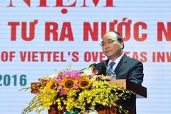 Thủ tướng: Doanh nghiệp phải tìm cách mở rộng thị trường