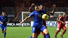 Video bàn thắng Thái Lan 2-0 Indonesia